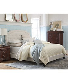 Malinda Upholstered Beds Collection