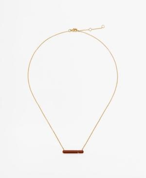 Women's Pendant Gemstones Necklace