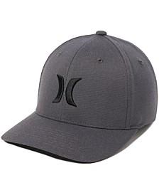Men's Black Textures Hat