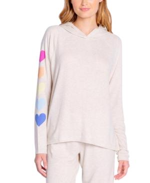 Hoodie Pajama Top