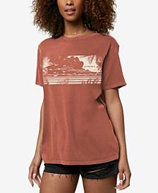 Juniors' Low Coast Cotton T-Shirt