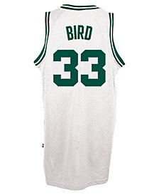 adidas Men's Larry Bird Boston Celtics Retired Player Swingman Jersey