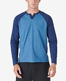 Men's Cloud Soft Raglan Sleeve Tee
