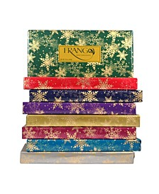 1 LB Holiday Wrapped Box Of Chocolate Collection