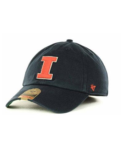 '47 Brand Illinois Fighting Illini Franchise Cap