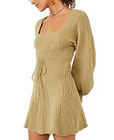 Emmaline Mini Sweater Dress