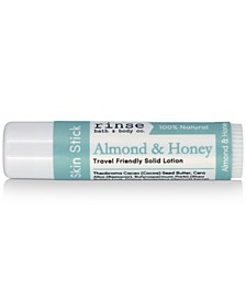 Travel Friendly Solid Lotion Skin Stick