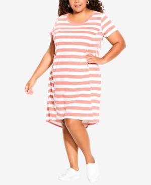 Plus Size Hello Sunshine Dress
