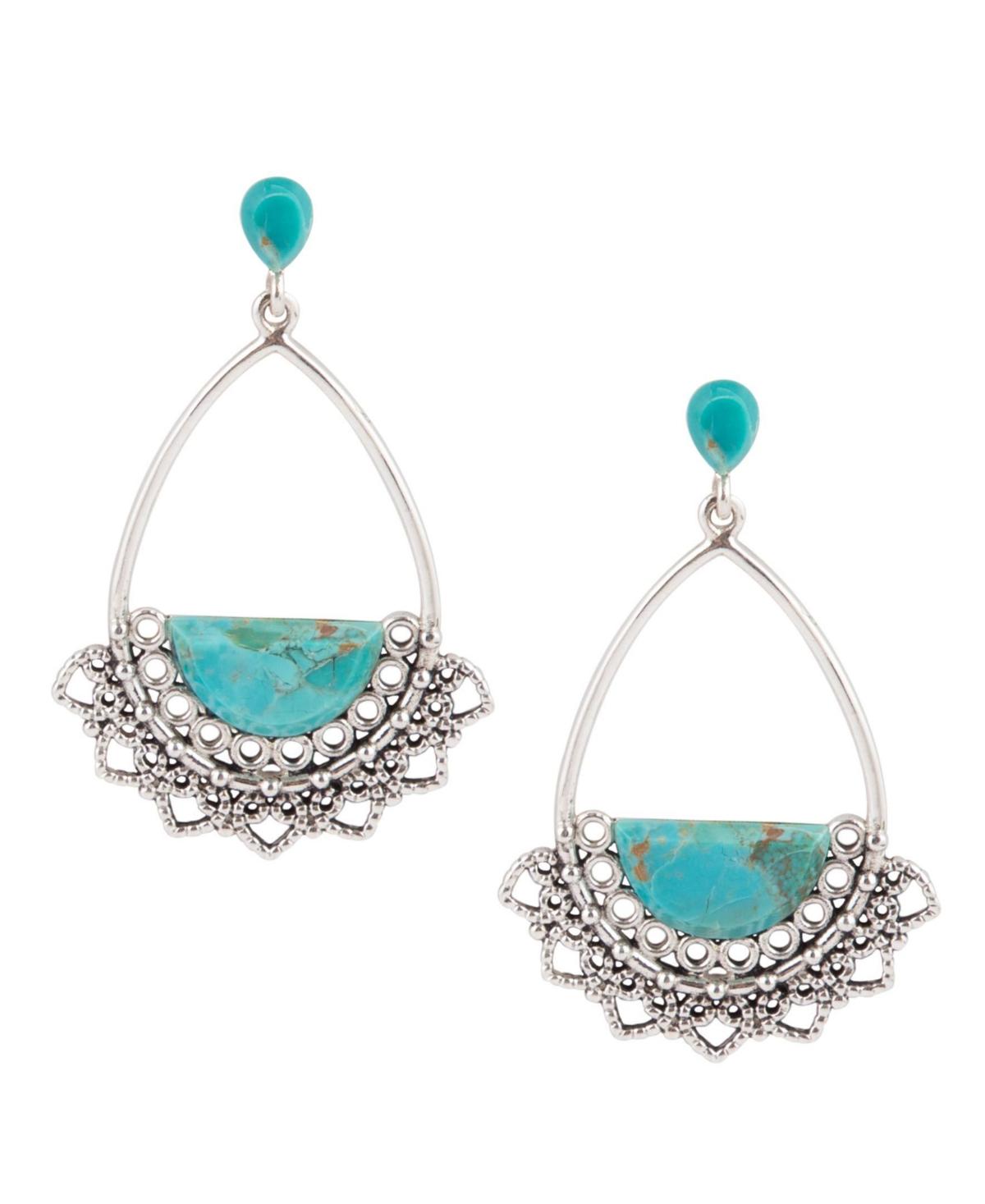Barse Bazaar Statement Earrings