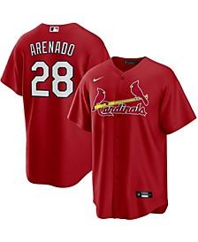 Men's St. Louis Cardinals Alternate Replica Player Jersey - Nolan Arenado