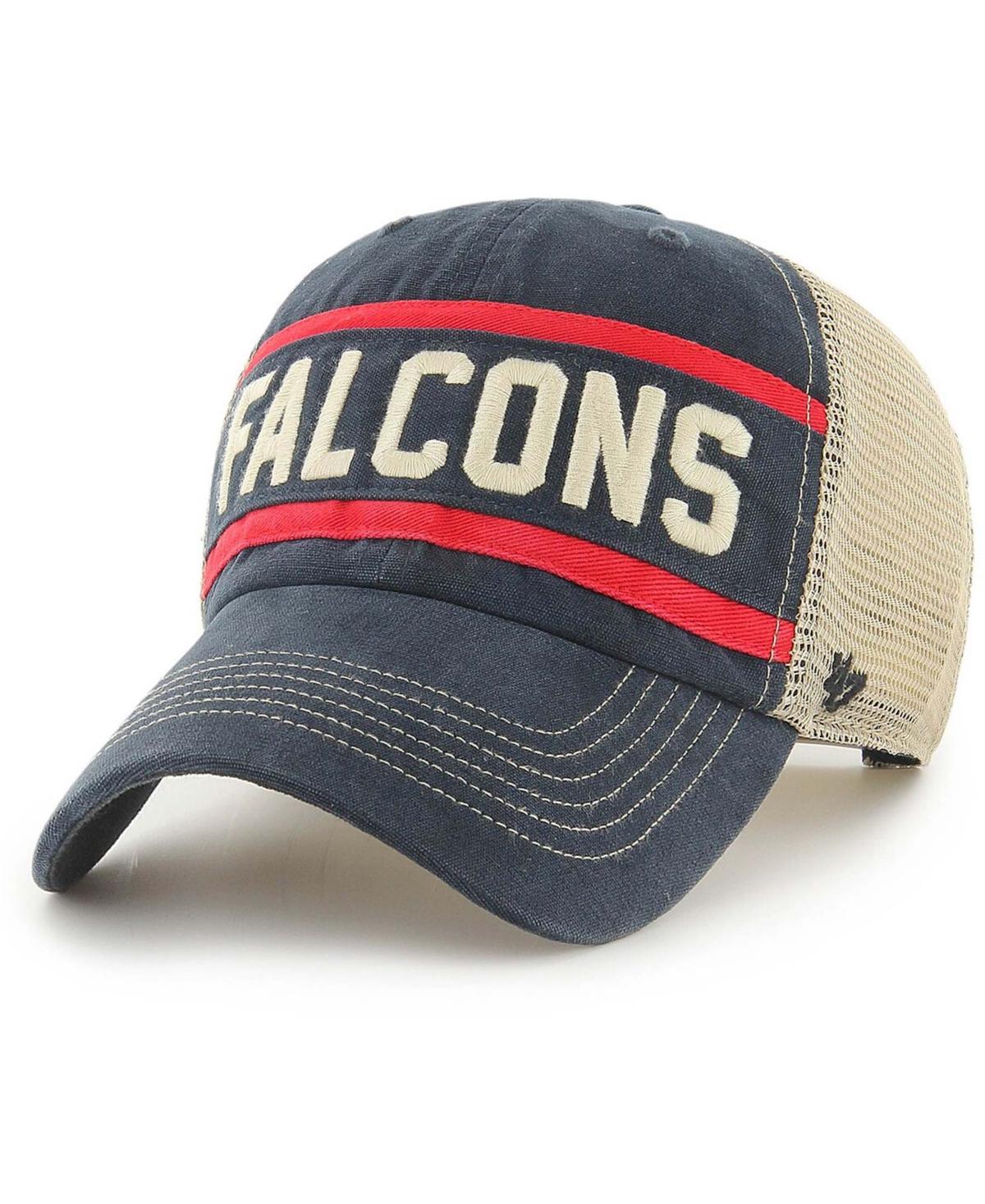 47 Brand Atlanta Falcons Juncture Trucker Clean Up Snapback Cap