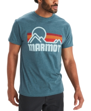Men's Coastal Graphic T-Shirt