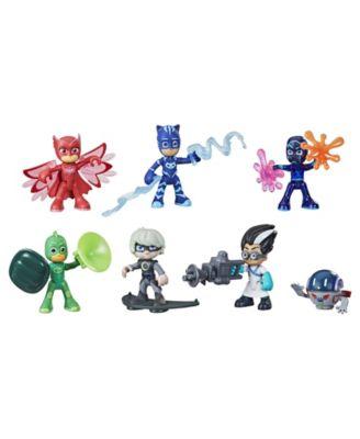Pj Masks Hero vs Villain Deluxe Figure, Set of 17