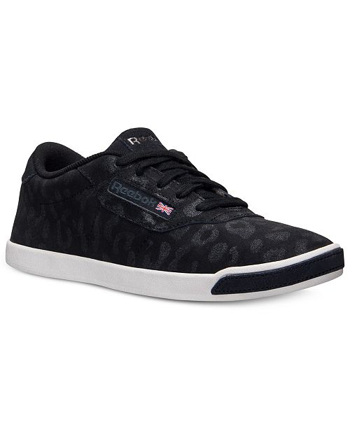 Reebok Women's Baroness Exotics Casual Sneakers from Finish Line