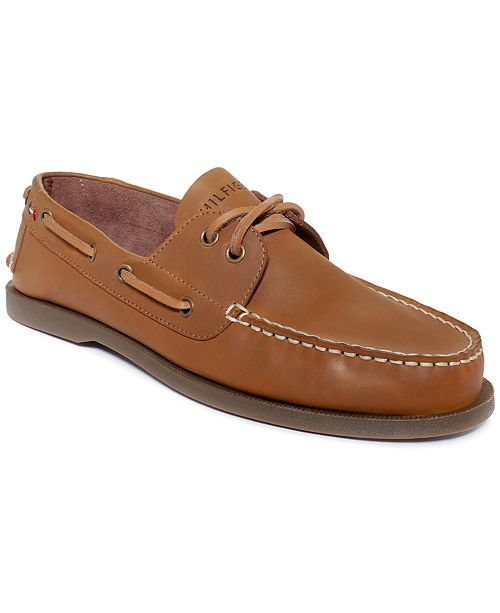 8e150d077 Tommy Hilfiger Men s Bowman Boat Shoes  Tommy Hilfiger Men s Bowman Boat ...