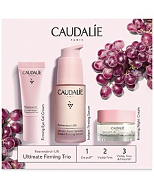 3-Pc. Ultimate Firming Resvaratrol-Lift Holiday Set