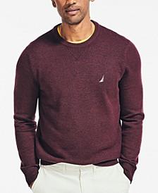 Men's Classic-Fit Stretch Solid Sweater
