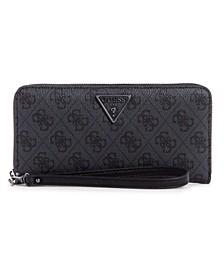 Women's Noelle Large Zip Around Wallet