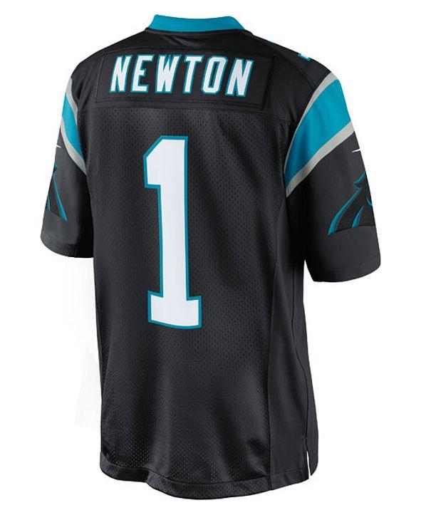 Nike Men's Cam Newton Carolina Panthers Limited Jersey