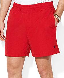 """Polo Ralph Lauren Men's 5¾"""" Hawaiian Swim Boxer"""