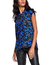 Cap-Sleeve Blouse, Created for Macy's