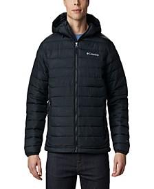 Men's Powder Lite Hooded Jacket