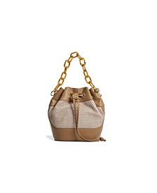 Women's Skyline Bucket Bag