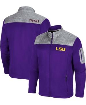 Men's Purple Lsu Tigers Third Wheel Full-Zip Jacket