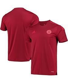 Men's Red Bayern Munich 2021, 22 Training Aeroready Jersey