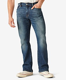 Men's Easy Rider Bootcut Coolmax Stretch Jeans