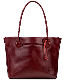 Eastleigh Leather Tote