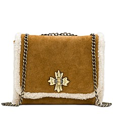 Harlow Leather Flap Chain Bag