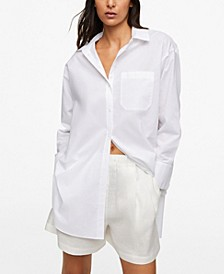 Women's Chest-Pocket Shirt