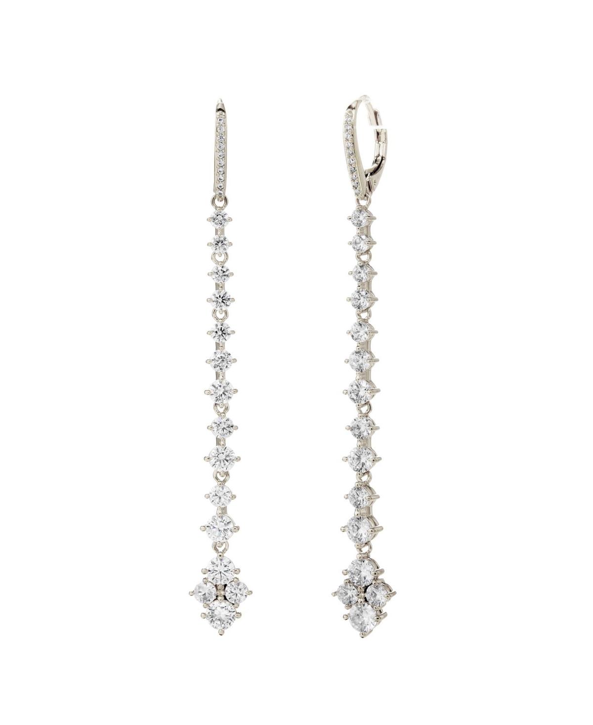 Long Linear Earrings