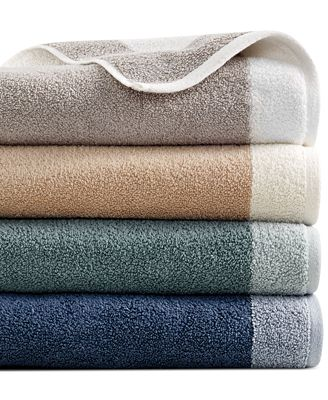 Closeout Hotel Collection Reversible Bath Towel