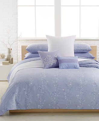 Last Act Calvin Klein Belle Comforter And Duvet Cover