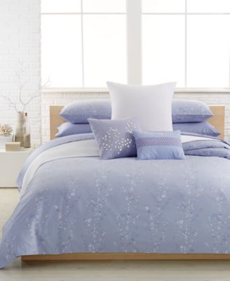 calvin klein belle comforter and duvet cover sets
