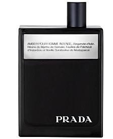 Prada Men's Amber Pour Homme Intense Eau de Parfum Spray, 3.4 oz