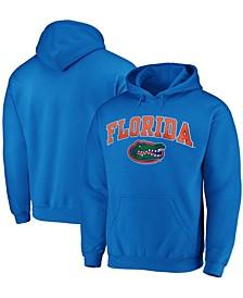 Men's Royal Florida Gators Campus Pullover Hoodie