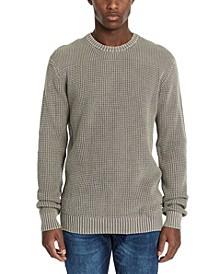 Men's Washy Crew Neck Sweater