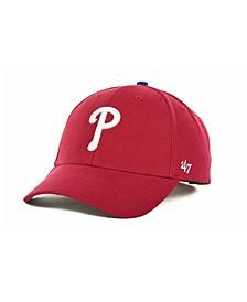 Philadelphia Phillies MLB On Field Replica MVP Cap