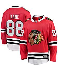 Men's Patrick Kane Red Chicago Blackhawks Breakaway Player Jersey