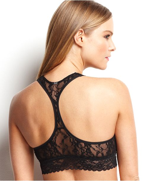 dc138c332841e DKNY Signature Lace T-Back Bralette 735233   Reviews - All Bras ...