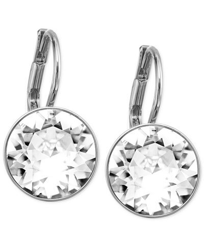 Swarovski Earrings Crystal Drop