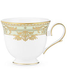 Rococo Leaf Cup
