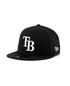 Tampa Bay Rays MLB B-Dub 59FIFTY Cap