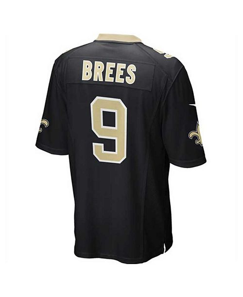 4f73a507681 Nike Kids' Drew Brees New Orleans Saints Game Jersey, Big Boys (8-20 ...