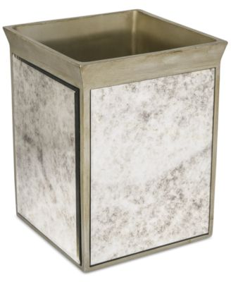 Bath Accessories, Palazzo Trash Can