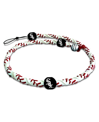 Game Wear Chicago White Sox Frozen Rope Necklace