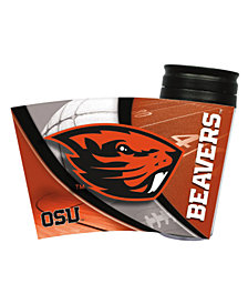 Hunter Manufacturing Oregon State Beavers 16 oz. Travel Tumbler